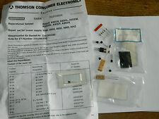 VINTAGE repair set KIT nordmende SABA telefunken THOMSON electronic TV parts