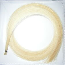 Violin Viola white Horse Bow Hair Finest Mongolian 80cm 4/4 Hank UK seller
