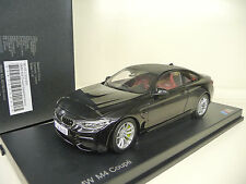 BMW M4 Coupe Marine black BMW DEALER EDITION Paragon 1:18  SHIPPING FREE