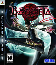 Bayonetta PS3 New Playstation 3