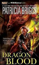 The Hurog Duology: Dragon Blood 2 by Patricia Briggs (2014, MP3 CD, Unabridged)