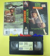 film VHS ROBIN HOOD Men in tights1993 mel brooks cary elwes COLUMBIA(F48) no dvd