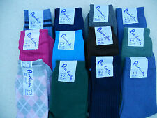 12 Pairs Ladies MIXED COLOUR ANKLE SOCKS 1 Dozen School Girls Mixed Colour Sock