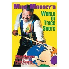 Mike Massey's World of Trick Shots Pool Billiards Book