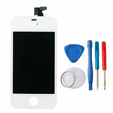 BN Replacement LCD and Digitizer Screen White For Apple iPhone 4 + TOOLS