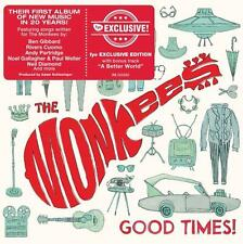 THE MONKEES 2016 CD Good Times FYE Exclusive w/ BONUS Track Better World  Sealed