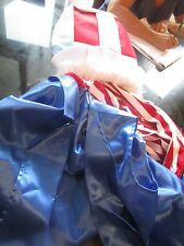 Pottery Barn Uncle Sam Halloween Costume Adult small New