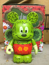 """Mickey Mouse 3"""" Vinylmation Topiary Series Epcot Home Garden Festival Topiaries"""