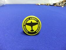 vtg tin badge eastern counties aircraft association club aviation spotters ?