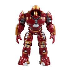 LED Marvel Avengers 2 Age of Ultron IRON MAN HULK BUSTER MK44 Figure Figurine
