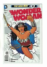Wonder Woman Vol. 4 - #0 | Regular Cliff Chiang Cover | The New 52! | 2012