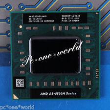 100% OK AM5550DEC44HL AMD A8-5550M 2.1 GHz Quad-Core laptop Processor CPU