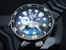 Vintage Seiko divers 7S26 XX MEGA MOD MARLIN BB BLUE SAPPHIRE CRYSTAL H24.