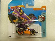 HOT WHEELS 2017 029/365 TOONED 8/10 TARMAC ATTACK  NEW ON CARD