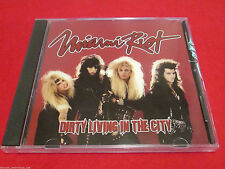 MIAMI RIOT - DIRTY LIVING IN THE CITY - NEW GLAM CD - JEWEL CASE EDITION