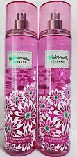 Watermelon Lemonade fragrance mist spray set 2 Bath & Body Works women fruity