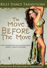 The Move Before The Move with Sa'diyya  - Belly Dance Transitions Instructional