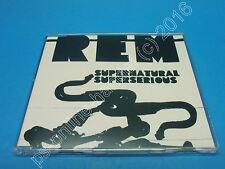 """5"""" Single CD REM - Supernatural superserious (J-237) 2 Tracks EU 2006 R.E.M."""