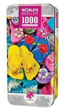 WORLD'S SMALLEST JIGSAW PUZZLE FLIPPITY FLOPS CAROLE GORDON 1000 PCS #31526