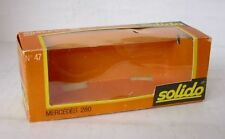 Repro Box Solido Nr.047 Mercedes 280