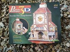 Wrebbit Puzz 3D Bavarian Clock. NEW