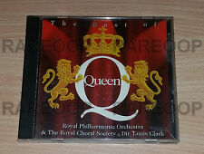The Best Of Queen (CD) Royal Philarmonic Orchestra & The Royal Choral Society
