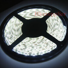 5M 300LED 3528 SMD Bright Cool White Flexible Strip Lights Waterproof Last Stock