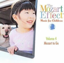 Music for Children 4: Mozart to Go, MOZART EFFECT / CAMPBELL,DON, Good