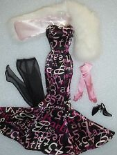 Silkstone Barbie BFMC 45th Anniversary Fashion ~ Newly De-Boxed ~ Free U.S Ship