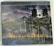 WUTHERING HEIGHTS - TO TRAVEL FOR EVERMORE - CD Sigillato