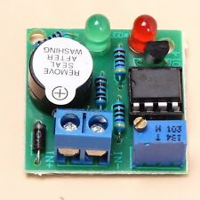 12V On-Board Battery Under Voltage Alarm Buzzer Low Vlotage Protection Module