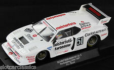RACER SIDEWAYS SW23 BMW M1 SCHNITZER GROUP 5 1/32 SLOT CAR