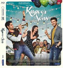 Kapoor & Sons Bluray - 2015 Hindi Movie / Region Free / English Subtitles