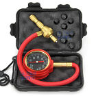 Rapid Air Deflators Tyre Deflator with Pressure Gauge 4WD Valve Caps Tool + Case
