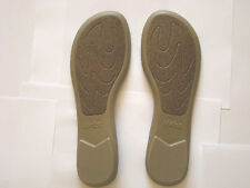 Soles - shoes rubber soles for hand made products size 8 us
