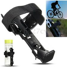 Adjustable Bike Bicycle Cycling Rack Water Drink Bottle Holder Cage Tube Clamp