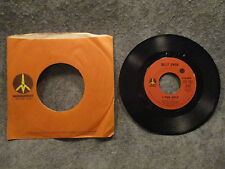 "45 RPM 7"" Record Billy Swan Ways Of A Woman In Love & I Can Help 1974 ZS8 8621"
