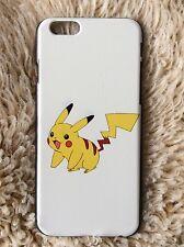 IPhone 6 & 6s Pokemon ir Pikachu Lindo Teléfono Celular Estuche Protectora Dura Regalo De Navidad