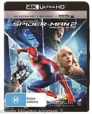 The Amazing Spider-Man 2: Rise Of Electro - 4K Ultra HD