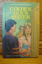 Weekly Reader Books Especially for Girls Golden Boy's Sister