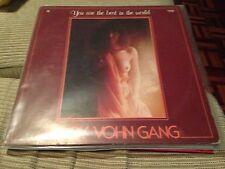 """LEROY VOHN GANG 12"""" MAXI ITALY SYMBOL 79 - LATIN JAZZ DISCO - SEXY NUDE COVER"""