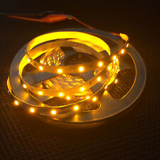 Whole Sale 12V 5M Yellow SMD 3528 300LED Flexible Non-waterproof Strip Light