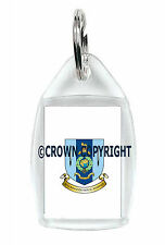 40 COMMANDO ROYAL MARINES KEY RING (ACRYLIC)