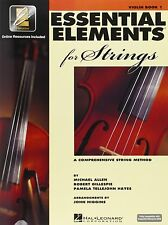Essential Elements for Strings: Book 1 with EEi (Violin), New, Free Shipping