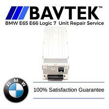 BMW E65 E66 745i 750i 760i Logic 7 Logic7 L7 Amplifier Amp Repair Service 12M