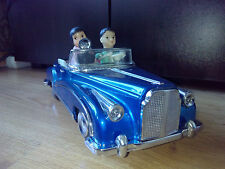 "VINTAGE CHINA TIN ROLLS ROYCE 1960's - ME 630 ''PHOTOING ON CAR"" EXTREMELY RARE"