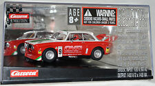 CARRERA #27431 Evolution 1/32 scale Alfa Romeo GTA Silhouette #9 Race 3 slot car