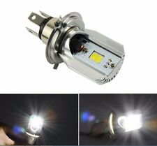 H4 Motorcycle 6500K LED Hi/Lo Beam Headlight Front Light Bulb Lamp for Honda