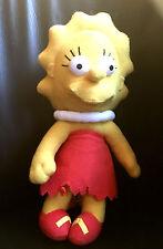 Lisa Simpson come personaggio di PELUCHE-CIRCA 24 cm grande