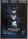 Batmans Rückkehr BATMAN RETURNS - Original Filmplakat DIN A1 (gerollt)